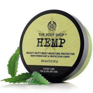 Free HEMP Moisture Cream