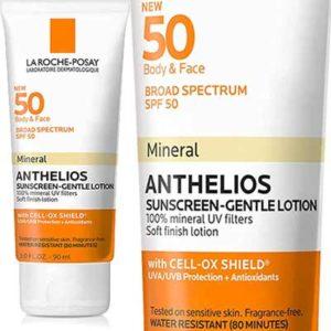 Free La Roche-Posay Anthelios Sunscreen