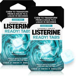 Free LISTERINE Mint Chewable Tablets