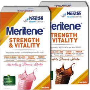 Free Nestle Meritene Strength & Vitality Shake