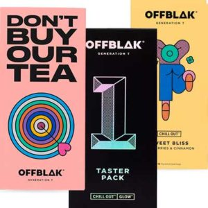 Free OFFBLAK Tea