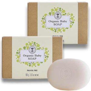 Free Organic Baby Soap