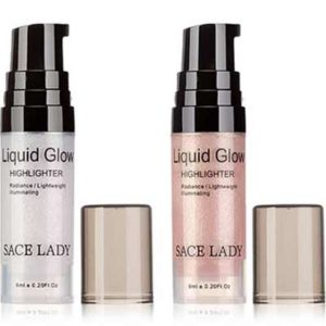Free Sace Lady Liquid Glow Highlighter Sample