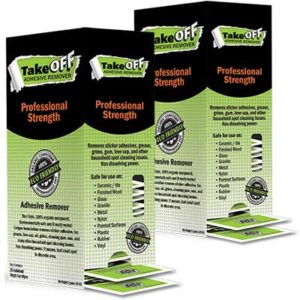 Free Take Off Adhesive Remover