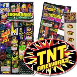 Free TNT Fireworks Kit