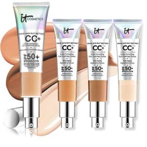 Free Your Skin But Better CC+ Cream with SPF50
