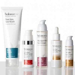 Free Balance Me Skincare and Body Care Hamper