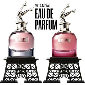 Free Jean Paul Gaultier SCANDAL A PARIS Perfume