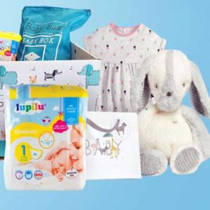 Free Baby Box Sample Pack