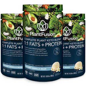 Free PlantFusion Vegan Keto Protein