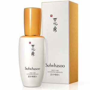 Free Sulwhasoo Anti-Aging Serum Sample