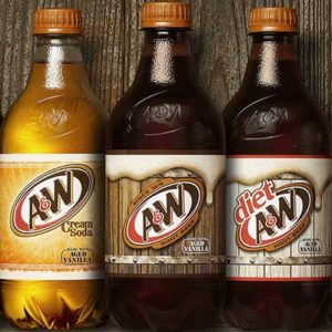Free 2-Liter A&W RootBeer