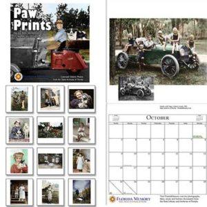 Free 2020 Florida Memory Calendar