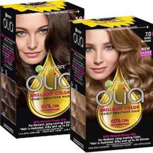 Free Garnier Olia Haircolor Product