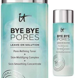 Free IT Cosmetics Bye Bye Pores Leave-On Solution Pore-Refining Toner