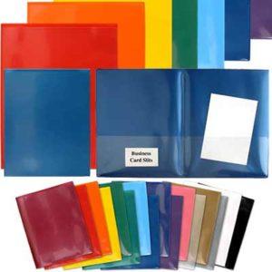 Free Plastic Folder