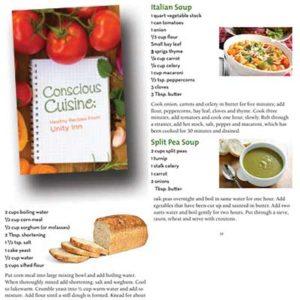 Free Conscious Cuisine Recipe Book