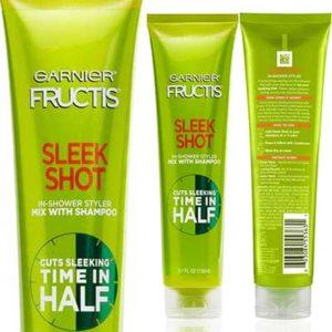 Free Sample of Garnier Fructis Sleek Shot Shower Styler