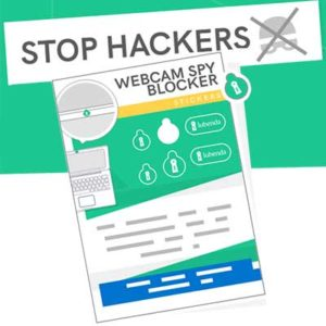 Free Webcam Blocking Stickers