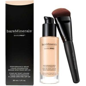 Free BareMinerals BarePro Foundation