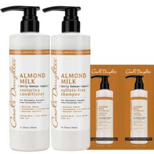 Free Carol's Daughter Almond Milk Shampoo & Conditioner