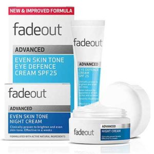 Free Fadeout Skin Care