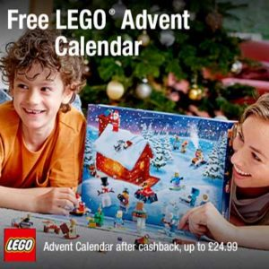 Free Lego Advent Calendar