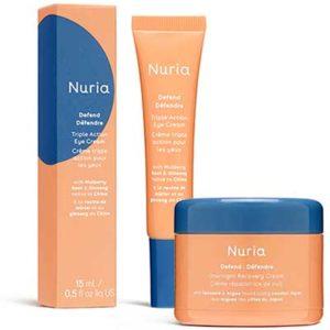 Free Nuria Cream & Skin Restoring Serum