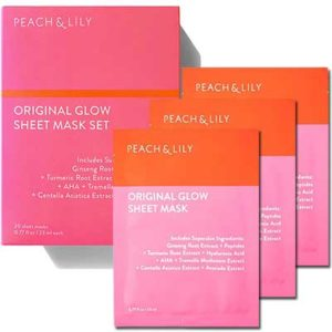 Free Peach & Lily Original Glow Sheet Mask