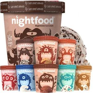 Free Pint of Nightfood Ice Cream