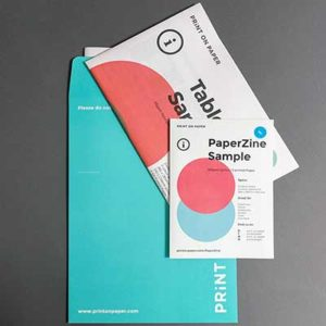 Free Print on Paper Sample Pack