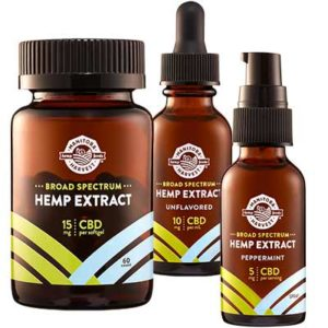Free Broad Spectrum Hemp Extract