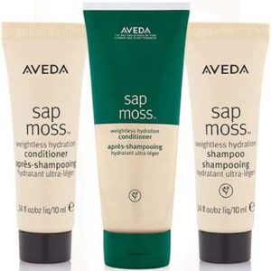 Free Aveda Sap Moss Shampoo and Conditioner Samples