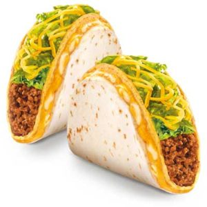 Free Taco Bell Crunchy Taco