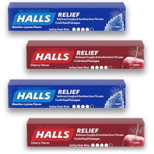 Free HALLS Cough Drops