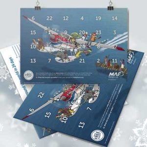 Free MAF Advent Calendar