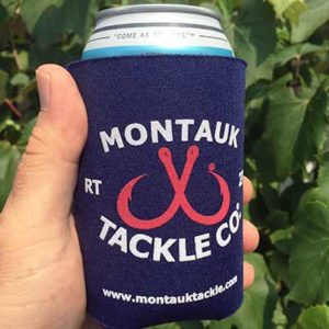 Free Montauk Tackle Co. Koozie
