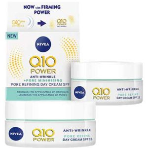 Free NIVEA Q10 Power Anti-Wrinkle Day Cream
