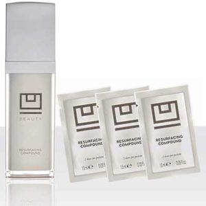 Free U beauty Resurfacing Compound Sample