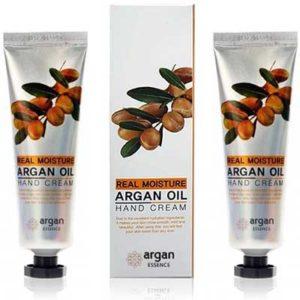 Free Argan Essence Hand Cream