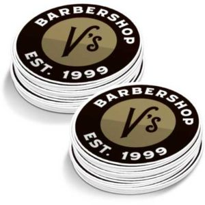 Free Barbershop Stickers