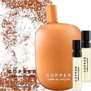 Free Comme des Garcons Copper Fragrance