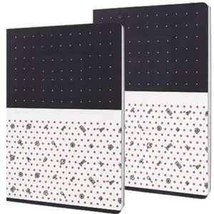 Free Limited Edition Dotted Hardback Notebook