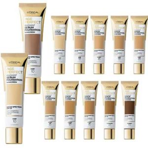 Free L'Oreal Paris Age Perfect Radiant Serum Foundation