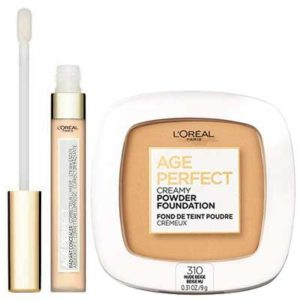 Free L'Oreal Paris Creamy Powder Foundation Sample