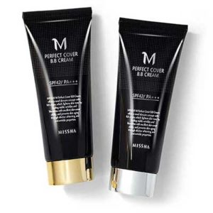Free Missha Perfect Cover BB Cream