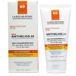 Free La Roche-Posay Anthelios SPF 60 Melt-In Sunscreen Milk