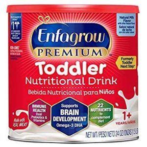 Free Enfagrow Toddler Nutritional Drink
