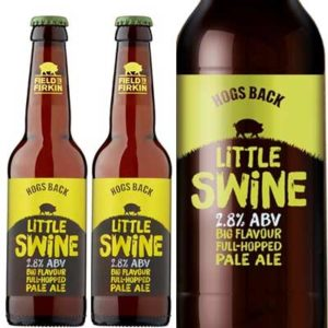 Free Hogs Back Little Swine Pale Ale 330ml