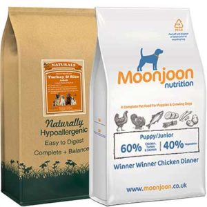 Free Moonjoon Nutrition Dog Food